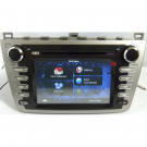 Mazda-RUIYI Car DVD Player Two Din 7 Inch lcd Digital Screen with FM Radio Bluetooth IPOD TV-Tuner