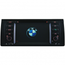 2 Din BMW E39 DVD Player - Bmw E39 GPS Navigation Radio Bluetooth Can Bus TV