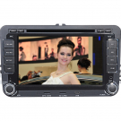 "2 Din VW Magotan DVD Player - Volkswagen Magotan GPS Navigation Radio Bluetooth 7"" Touch Screen"